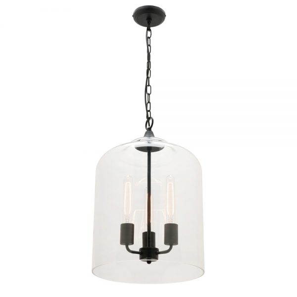 Hampton Large 3 Light Pendant image