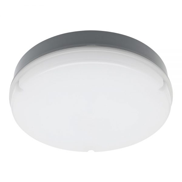 Swell LED Ceiling Fixture with Microwave Sensor image