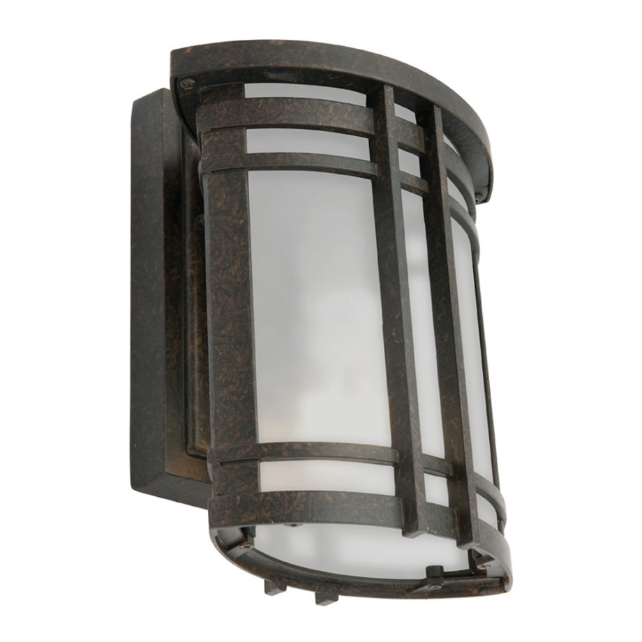 Alix Small Exterior Wall Light image