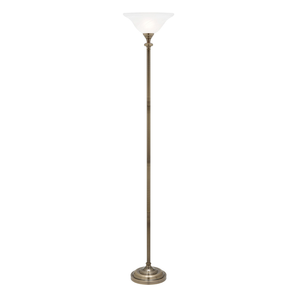 Logan uplighter floor lamp mercator for Floor uplighters