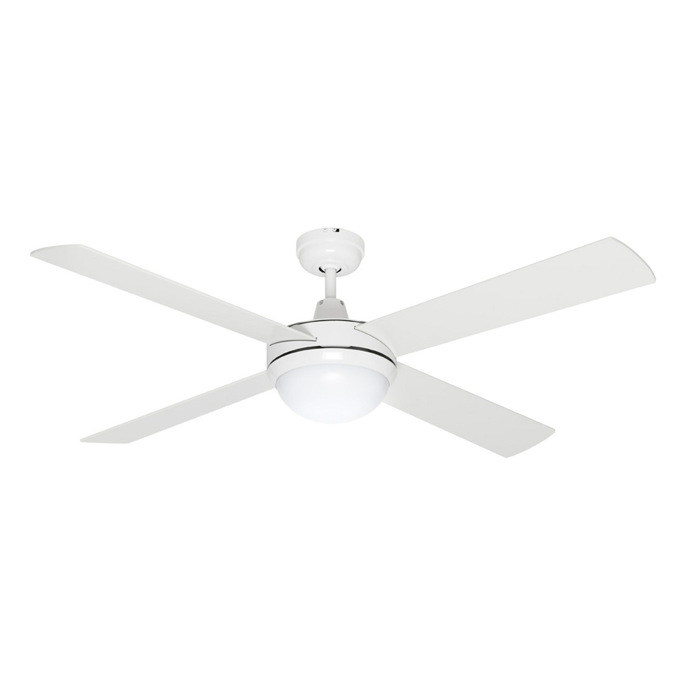 Caprice 1300 Ceiling Fan With Led Light Mercator