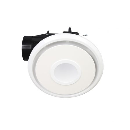 Emeline-II Large Square Exhaust Fan with LED Light image