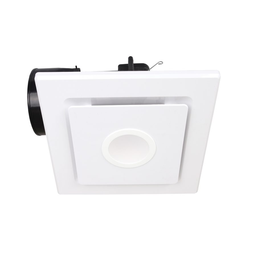Emeline-II Small Round Exhaust Fan with LED Light image