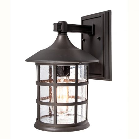 Louis Large Outdoor Wall Light image