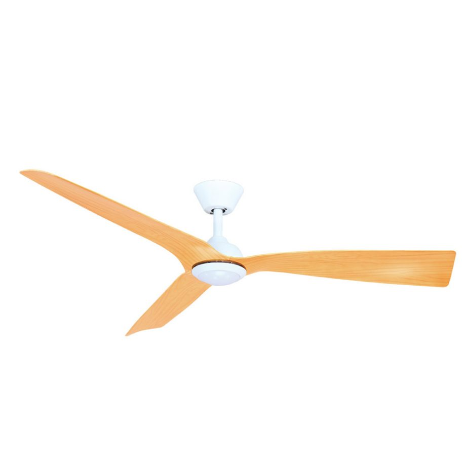 Trinidad II 1300 ABS Ceiling Fan with LED Light image