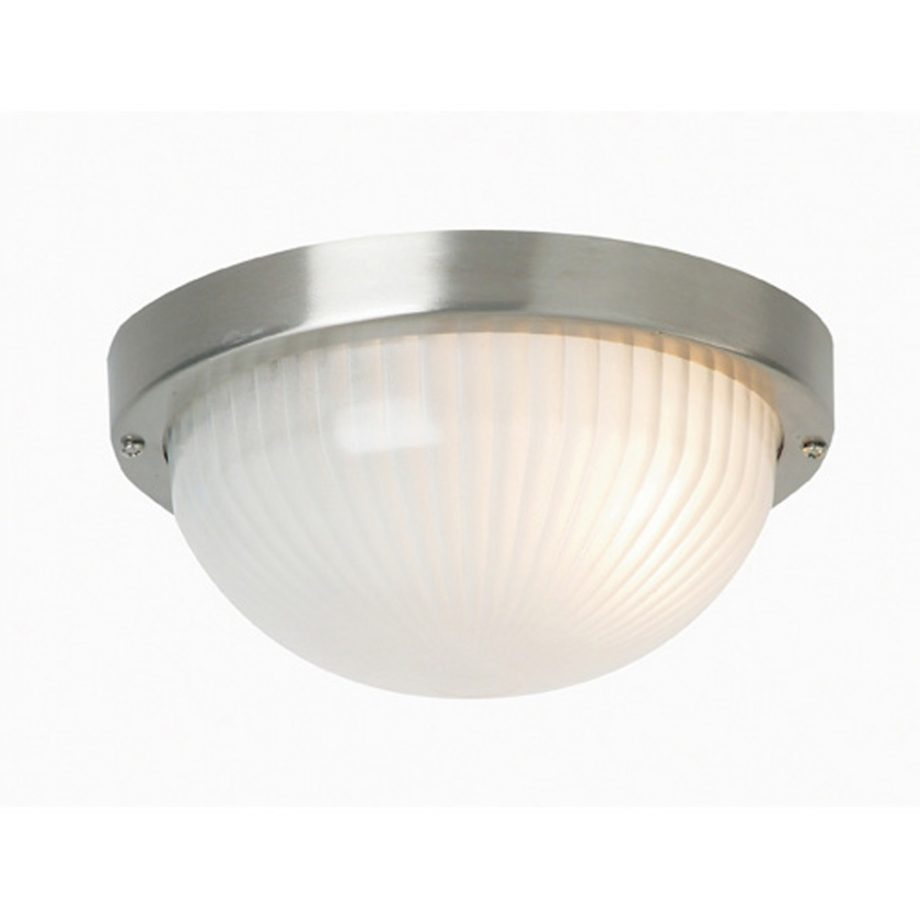 Forte Large Square Exterior Light image