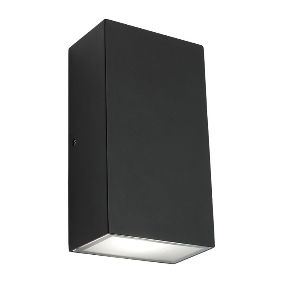 Brenton Square LED Outdoor Wall Light image