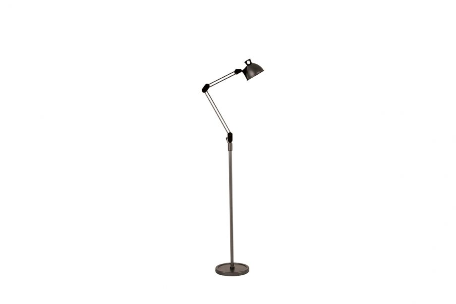 Hugh 7W LED Task Floor Lamp image
