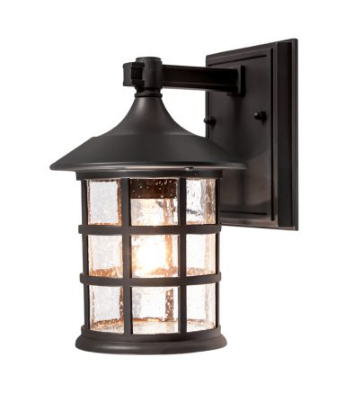 Louis Small Outdoor Wall Light image