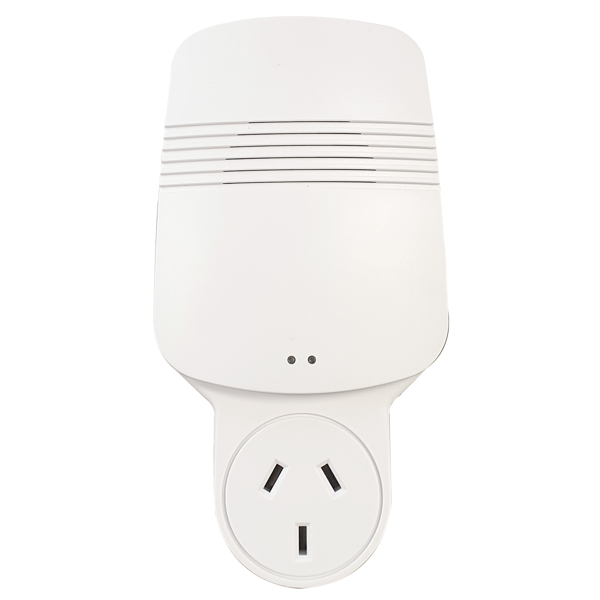 Benson Plug-In Door Chime with Extra Power Socket image
