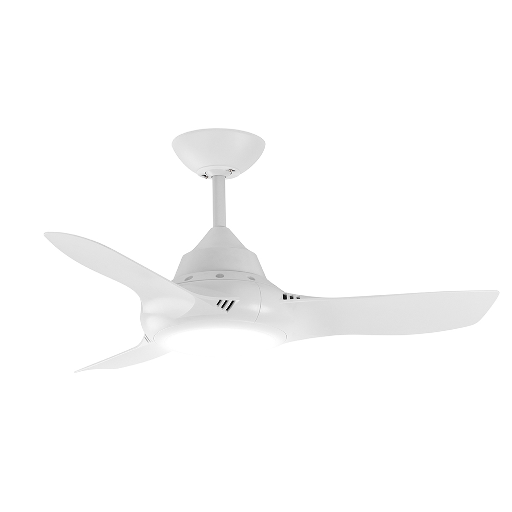 """Phaser 36"""" AC Ceiling Fan with LED Light image"""