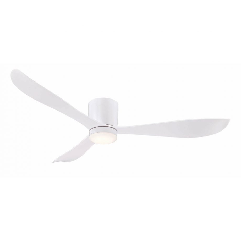 Instinct DC Ceiling Fan with White Ambience LED Light image