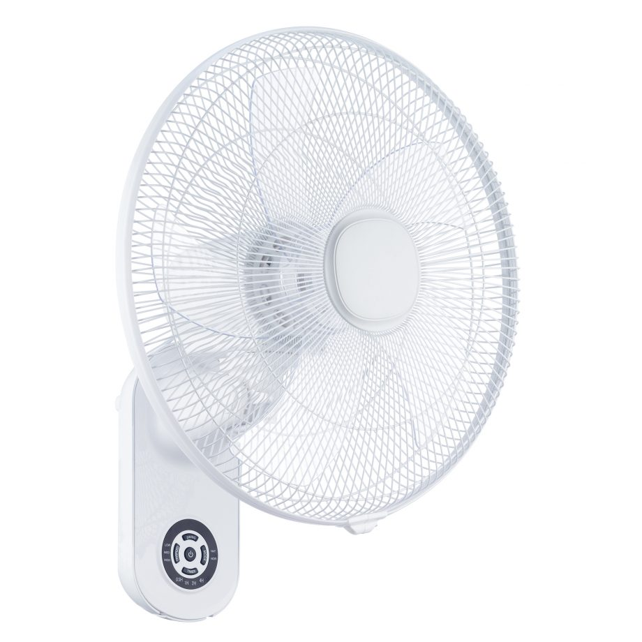 Rider 40cm Wall Fan with Remote Control image