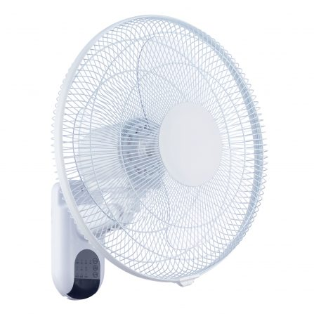 Ivan 40cm Wall Fan with Remote Control image