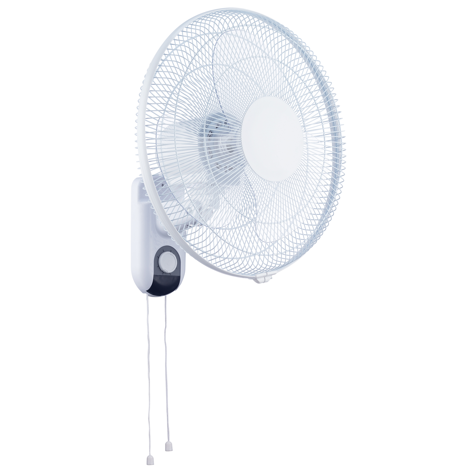 Ivan 40cm Wall Fan with Pull Cords image